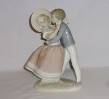 "Lladro Waltz Time #4856 (10"" Tall)"