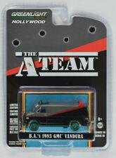 Greenlight The A Team B.A.'s 1983 Gmc Vandura Chase Car 1:64 Diecast Car 44790-B