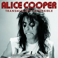 Alice Cooper - Transmission Impossible (3cd Box)