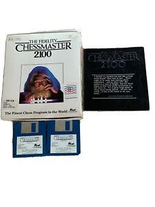 Chessmaster 2100 Amiga 3.5 Pc Game