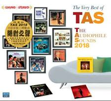 The Very Best of TAS The Audiophile Sounds 2018 CD
