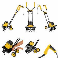 Gartenfräse ElektroMotor Hackfräse Kultivator Umgräber Motorhacke powerplus