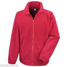 Result Fleece Outdoor Zip Jacket - 7 Great Colours -  XS- 3XL - RS220M