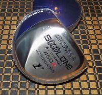 Integra Sooolong 450R Titanium Driver - Head Only - Choice 9, 10.5, or 12 Degree