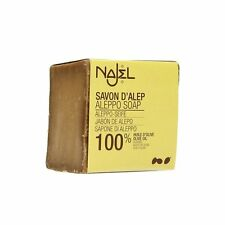 Najel - Sapone di Aleppo 100 Olio D'oliva 170g