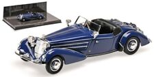 1938 Horch 855 Special-Roadster in 1:43 Scale Minichamps Diecast Model
