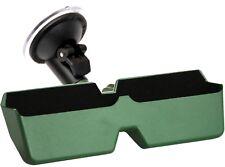 Grüne Auto Brillen Ablage Scheiben Halter RICHTER Brillenhalter Brillenschale