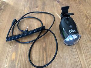 Busch Müller IXON IQ Speed Fahrrad Scheinwerfer Licht Lampe Akku Modell 193
