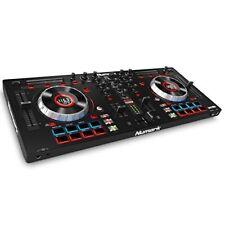 Numark Mixtrack Platinum Controller Midi USB a 4 Deck con Serato DJ Intro