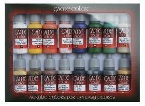 (VAL72299) - AV Vallejo Game Color Set - Introduction Set