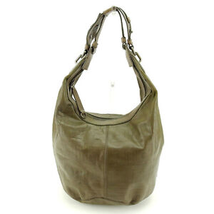 Givenchy Shoulder bag Green Woman Authentic Used L1111