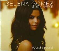 Maxi CD - Selena Gomez & The Scene - Round & Round - #A2693