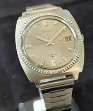 SEIKO Automatic 7005A gr. Dress Watch - Date 39x44mm *TOP* Vintage Zustand