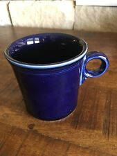 Fiesta Ring Handle Mug COBALT BLUE  HLC Contemporary Fiestaware Homer Laughlin