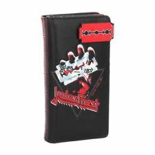 Judas Priest British Steel Embossed Clutch Purse Wallet - Nemesis Now