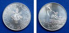 VATICANO PAPA PAOLO VI 500 LIRE 1978 A XVI ARGENTO