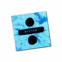 Ed Sheeran - Divide Sticker / Decal - Pop Music Car Laptop CD Album
