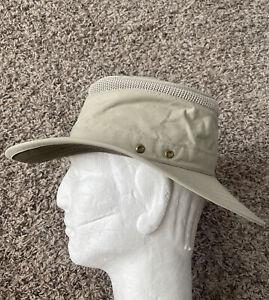 Tilley Endurables LTM6 AIRFLO Supplex Hat - Khaki - Size 7 3/8
