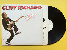 CLIFF RICHARD - Rock n roll juvenile, EMI emc-3307 EX+ état Vinyle LP