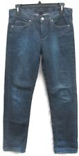 Women's Calvin Klein Skinny Blue Denim Jeans Size 2 Regular