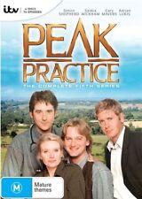 Peak Practice : Series 5 (DVD, 2015, 4-Disc Set) NEW