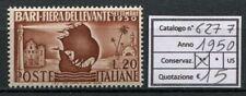 1950 XIV Fiera del Levante a Bari - 1 valore NUOVO MNH Repubblica 627