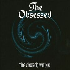 OBSESSED - THE CHURCH WITHIN NEW VINYL RECORD