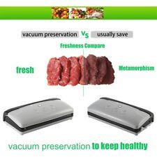 Fresh World Automatic Electric Plastic Food Vacuum Sealer with Starter Kit Pr
