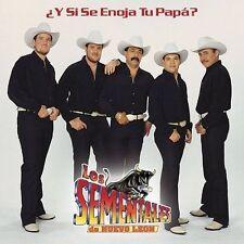 Los Sementales De Nuevo Leon : Y Si Se Enoja Tu Papa CD