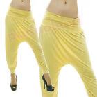 Leggings pantalon fitness turc jersey femme sarouels harem sport AS-1650