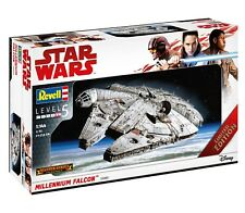 Revell Level 5 Model Kit 1/144 Star Wars Millennium Falcon Limited Edition 06880