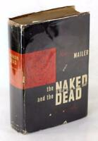 Signed Norman Mailer First Edition 1948 The Naked and the Dead Hardcover w/DJ