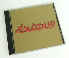 Bob Marley and the Wailers Exodus CD 1988 Made in W Germany Island 7 90034-2