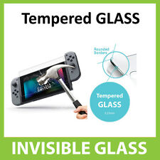 Nintendo Switch Screen Protector Tempered Glass - Scratch Proof 9H Smooth Glass