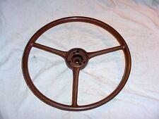 NOS Vintage Antique Chevy Steering Wheel 1939 1940 1941 1942 1946 1947 1948