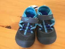 New OshKosh Bgosh Boys Blue Casual Sandals Shoes 1,3