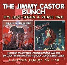 Jimmy Castor Bunch - It's Just Begun / Phase Two (NEW CD)