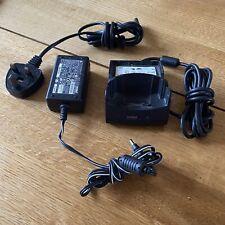 Symbol Motorola Charging Cradle Charger USB Kit MC5040 CRD5000 & ASP-16 Adapter