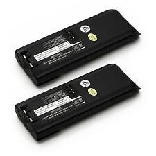 Imax_expert 2x 7.2V 4200mAh Slim Nntn9862 Battery for Motorola Xts-3500 Mtp-300