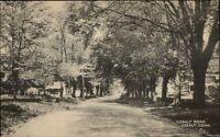 Cobalt CT Cobalt Road Postcard