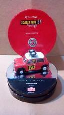 Mini Cooper Vintage Exin Triang Scalextric SCX MSC GOM Slot.it Cartrix Reprotec