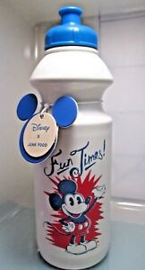 New with Tag - Disney Mickey Mouse Plastic Water Bottle