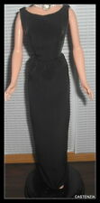 DRESS BARBIE DOLL BREAKFAST AT TIFFANY'S  AUDREY HEPBURN BLACK GIVENCHY GOWN