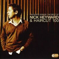 Nick and Haircut 100 Heyward - Favourite Songs - The Best Of [CD]