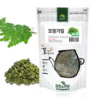 Medicinal Korean Herb, Moringa Leaf 모링가잎 Dried loose leaves 3oz / 86g