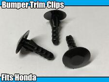 20x Bumper Retainer Plastic Trim Clips For Honda Accord Odyssey Prelude CRV