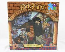 Harry Potter 260 Piece Family Puzzle with Magic Decoder USED A029