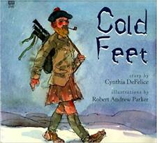 COLD FEET by Cynthia DeFelice NEW 2000 FIRST EDITION
