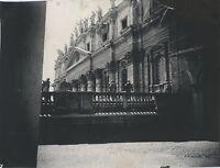 San Giovanni di Laterano Roma Italia Foto Amateur Vintage Ca 1900