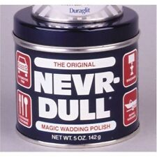 The Original Nevr Dull Magic Wadding Auto / Silverware / Brass Polish 5 oz